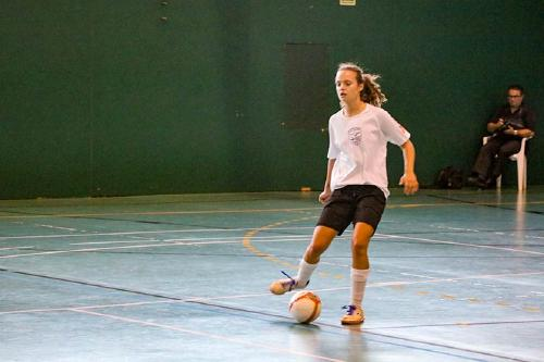 Iris Amaro juga per segona temporada seguida al Club Natació Caldes