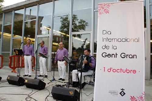 Santa Perpètua commemora el Dia internacional de la Gent Gran amb una setmana d'activitats