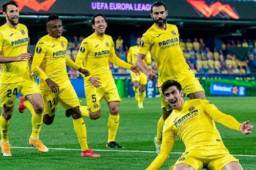 El Vila-real de Gerard Moreno, a les semifinals de la UEFA Europa League