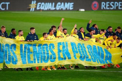 El Vila-real de Gerard Moreno jugarà la final de la UEFA Europa League