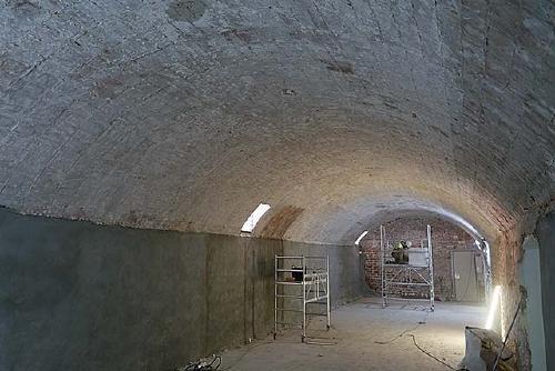 Comença la rehabilitació dels espais històrics de la Granja Soldevila