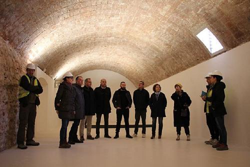 La rehabilitació dels espais museístics de la Granja Soldevila està a punt de finalitzar