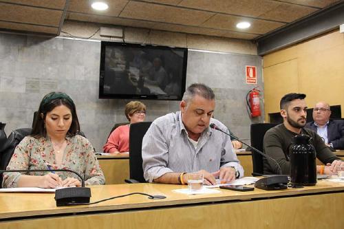 Ciutadans proposa realitzar test de la Covid-19 als treballadors municipals