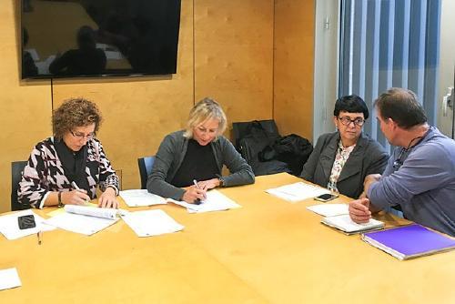 Alumnat de l'Escola Barcanova realitzarà pràctiques a tres espais verds del municipi