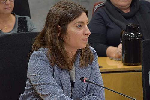 Helena Martínez, nova regidora del grup municipal de Ciutadans