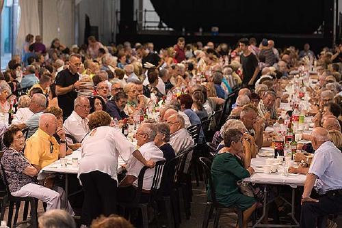 Unes 900 persones participaran demà en l'Homenatge a la Gent Gran