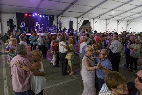 Més d'un miler de persones assistiran avui a la 80 Festa Homenatge a la Gent Gran