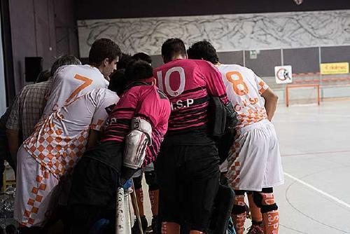 El Club Hoquei Dalmec Santa Perpètua jugarà aquest diumenge contra el cinquè classificat