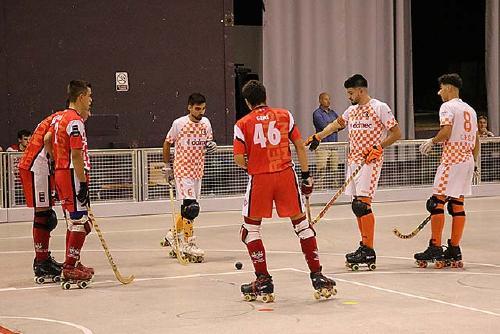 El CH Dalmec Santa Perpètua empata a un gol a la pista del Ripoll