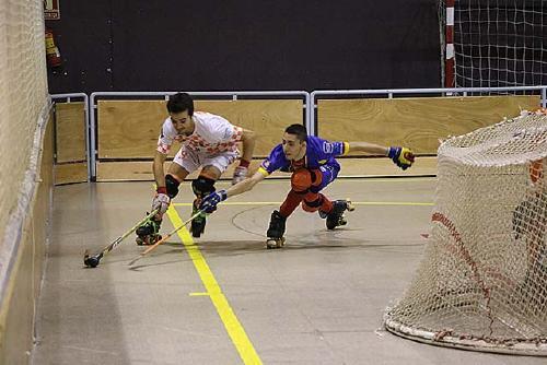 El CH Dalmec cau derrotat en en el penúltim partit del campionat