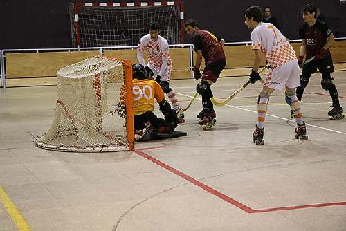 El sènior A del CH Dalmec juga contra el Cerdanyola