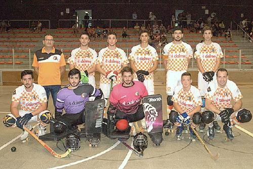 El primer equip sènior del CH Dalmec debuta amb victòria a la Primera Catalana