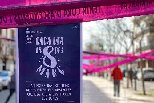 La Regidoria d'Igualtat estrena l'audiovisual 'Amb ulls de dona'