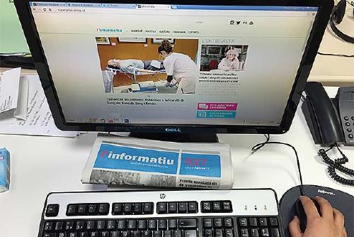 L'Informatiu digital supera les 10.000 publicacions