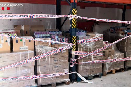 Els Mossos denuncien una empresa de Santa Perpètua per vendre preservatius falsos