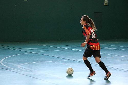 La perpetuenca Iris Amaro ha participat als Campionats d'Espanya Universitaris