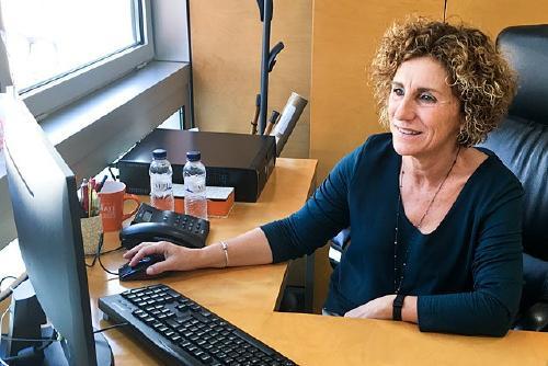 L'alcaldessa estrena un nou canal de comunicació amb la ciutadania