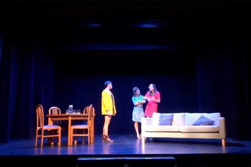 Tàndem guardonat amb el segon premi de la I Jornada de Teatre Breu de la Federació de Grups Amateurs
