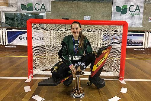 Laura Vicente, convocada amb Espanya per jugar el Mundial d'hoquei patins