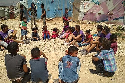 Alkaria presenta aquesta tarda la segona Brigada Jove amb el Líban