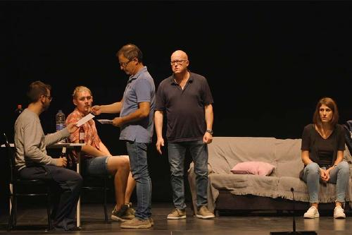 La Mostra Nacional de Teatre Amateur ITINERA porta l'obra 'Litus' aquest diumenge al Teatre del Centre