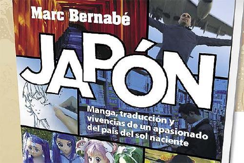 La Biblioteca acull avui la presentació del llibre 'Japón', de Marc Bernabé
