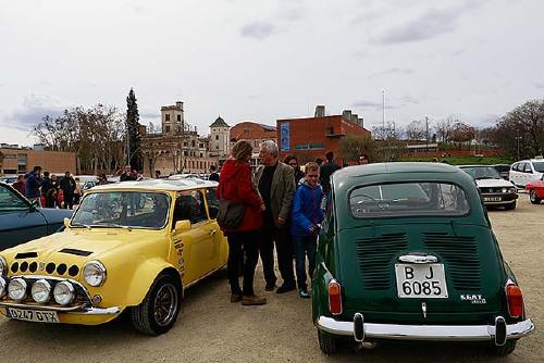 Una quarantena d'expositors participen demà a la XVII Llotja de Vehicles Antics i Clàssics