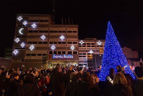 L'enllumenat de Nadal il·luminarà els carrers de Santa Perpètua fins el 6 de gener