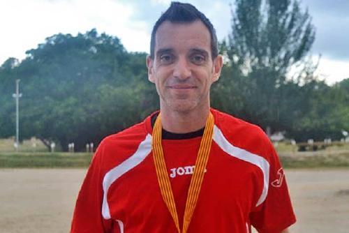 Marc Tort, subcampió de Catalunya dels 5.000 metres