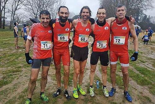 L'atleta Marc Tort aconsegueix el Campionat de Catalunya de cros de la categoria màster 45