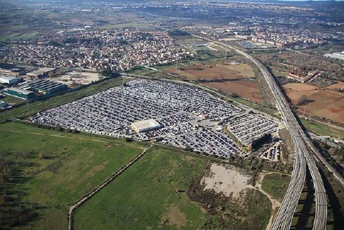 L'Ajuntament satisfet pel projecte de connexió de la plataforma de mercaderies de La Llagosta