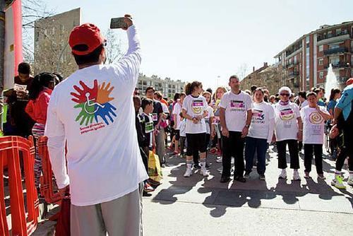La Milla per la Diversitat Funcional reuneix 750 participants