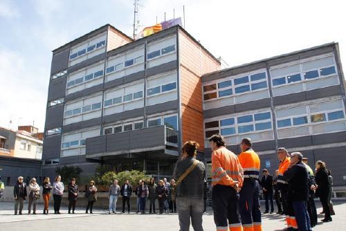 L'Ajuntament convoca a les 20 hores un minut de silenci en solidaritat amb les víctimes de Mallorca