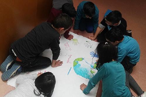 Convivència i Ciutadania inicia una nova edició de 'Món divers, món complet'
