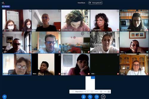 Prop d'un centenar de persones han participat al Dispositiu d'Orientació i TIC DOT