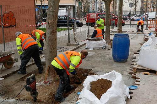 L'Ajuntament contracta setze persones a través de la subvenció del SOC de Treball als barris