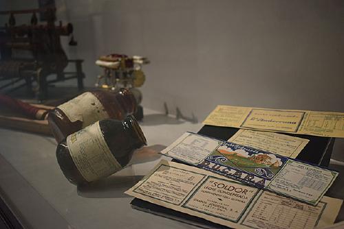 Cultura commemora la Nit dels Museus amb una visita guiada al Museu Municipal i a la Granja Soldevila