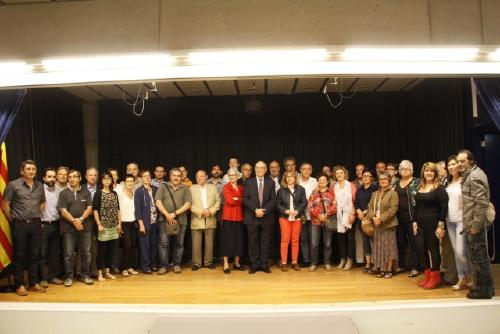 El Pacte Local pel Dret a Decidir organitza avui una taula rodona al Casal Cívic
