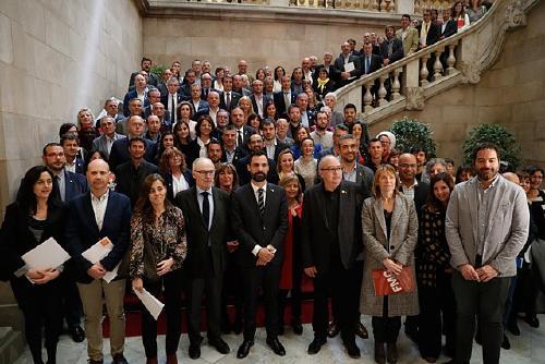 L'Ajuntament de Santa Perpètua signa el Pacte contra la segregació escolar