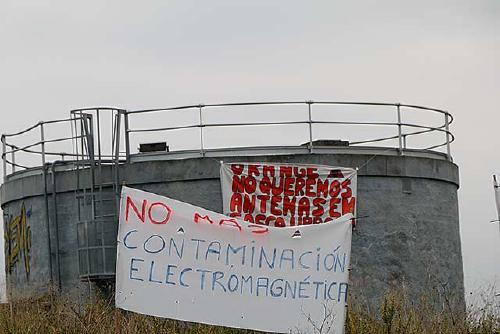 PxC demana a l'Ajuntament informació sobre les antenes de telefonia mòbil