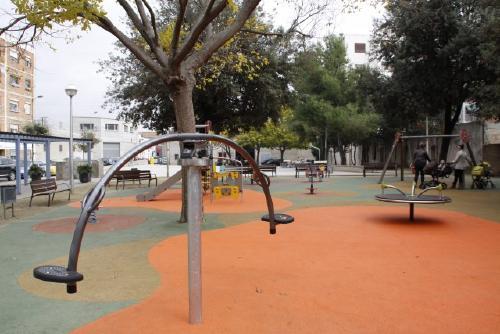 Amics del parc de Miquel Segura programen una festa aquest dissabte