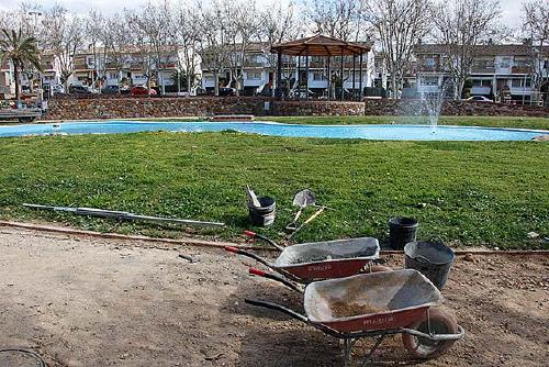 L'Ajuntament inverteix 75.000 euros en la millora del parc de Catalunya