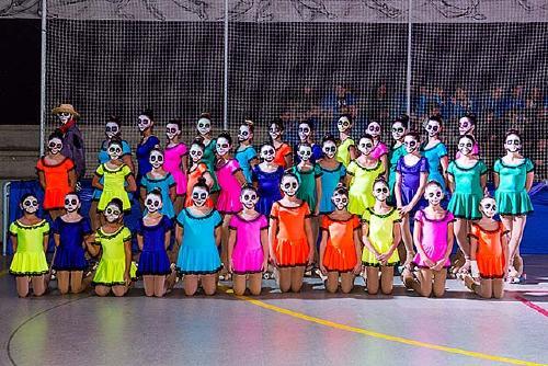 El 39è Festival de Patinatge Artístic de Santa Perpètua reuneix 250 patinadors