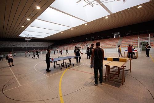 Comencen les obres de reforma i millora de la pista del Pavelló