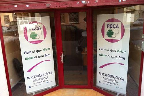 PCCA condemna les detencions d'alts càrrecs de la Generalitat i