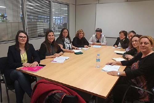 Nova trobada per impulsar la presència de personal sanitari en els centres educatius
