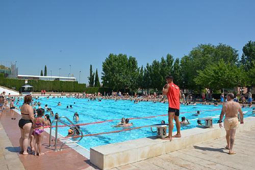 La temporada d'estiu a les Piscines Municipals comença demà i s'allarga fins a l' 11 de setembre