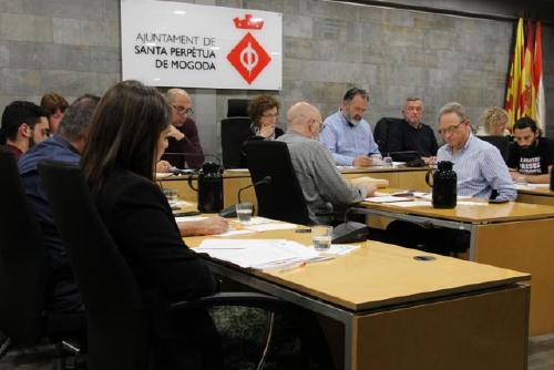 El Ple aprova definitivament el pressupost municipal de 2020