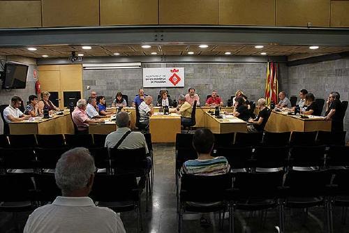 El Ple aprova una modificació del PGMOU que afecta a l'àmbit de Can Sabau