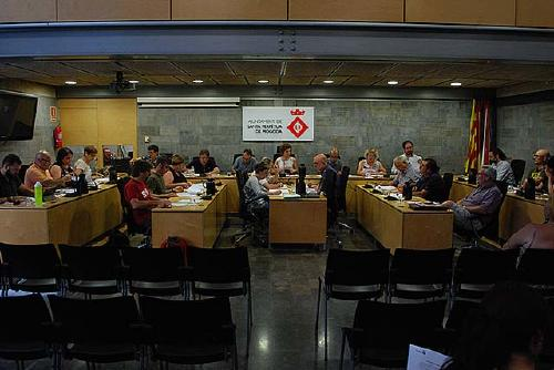 El Ple Municipal aprova un protocol per impulsar unes festes lliures de violències sexistes